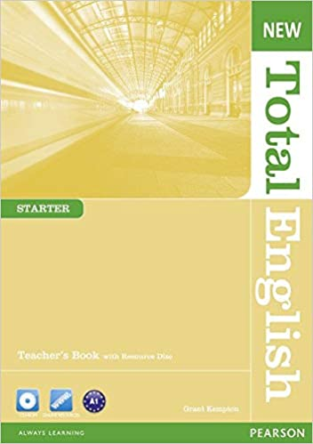 New Total English Starter Teacher's Book
