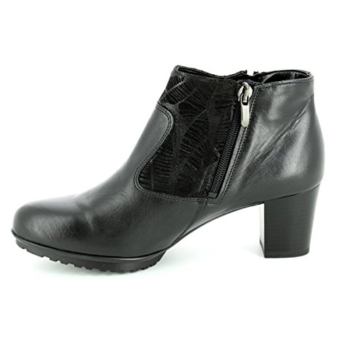 1 N Ankle Boots Black 72 SANA Womens 7J15 a Alpina a6n8OO