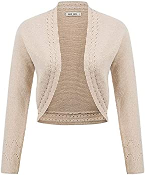 Grace Karin Women Long Sleeve Cardigan Sweater