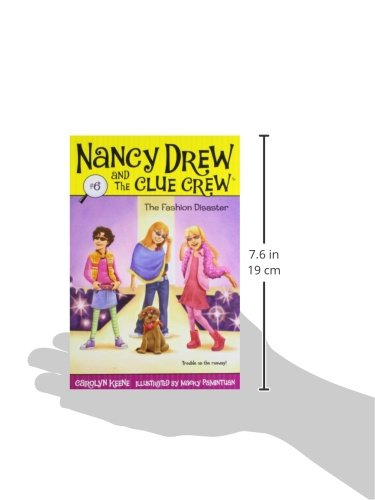 Nancy drew fashion disaster 22