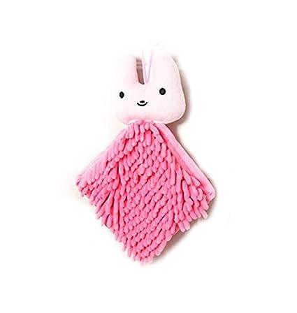 Everyfit Toallas de mano para colgar de todo tipo de animales, toalla de baño para