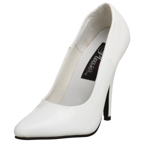 Scarpe Tacco Whites Pleaser Donna col 420 Seduce qwxZEfvOSZ