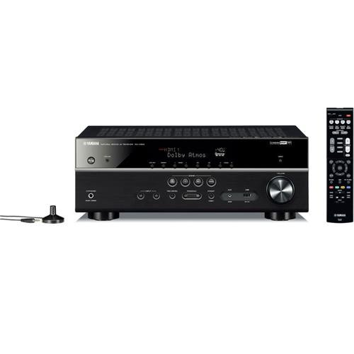 Yamaha RX-V583BL 7.2-Channel 4K Ultra HD MusicCast for sale  Delivered anywhere in USA