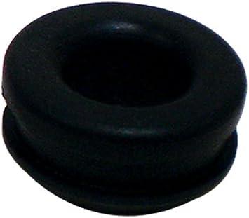 "SET 2 ALUMINUM valve cover PCV BREATHER rubber grommet 3//4 /& 1/"" ID 1.25 OD A98-1"