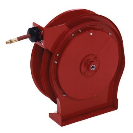 Reelcraft 5650 OLP Premium Duty Spring Retractable Hose Reel, 3/8