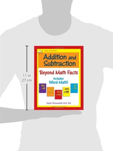 Addition and Subtraction: Beyond Math Facts: Susan R. Greenwald ...
