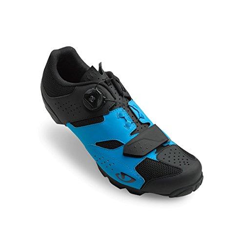 b028ad1ac73 Giro Cylinder Cycling Shoes - Men's Blue/Black 44