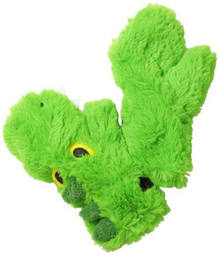 Hatley Little Fuzzy Fleece Mittens Alligator