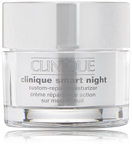 Clinique Smart Night Custom-repair Moisturizer, Very Dry To Dry, 1.7 Ounce