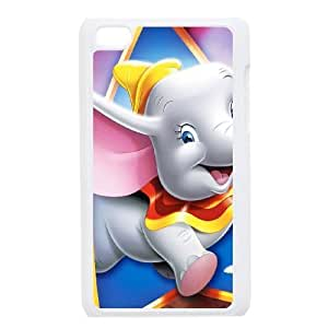 ipod touch 4 phone cases White Dumbo cell phone cases Beautiful gifts YWTS0429459