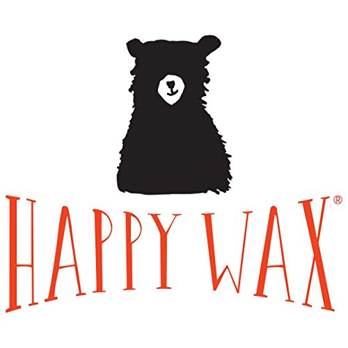 Happy Wax Island Driftwood Soy Wax Melts - Bear Shapes Perfect for Mixing Melts in Your Scented Wax Warmer - Large (8 oz) Pouch - Over 200 Hours Burn Time! by Happy Wax (Image #5)