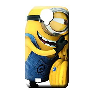 samsung galaxy s4 covers protection Protective New Arrival phone carrying covers minion
