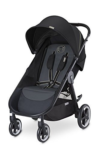 CYBEX Agis M-Air4 Baby Stroller, Moon Dust