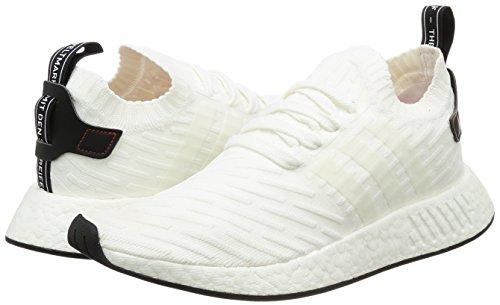 Blancs Adidas Negbas Nmd Pk Pour ftwbla r2 Hommes Ftwbla Baskets d4YYp7wq