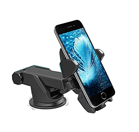 7788359fa123a1 inShang Car mount holder with long arm, Windscreen Windshield mobile phone  Holder GPS Cradle with Strong Suction Cup for Apple iPhone 7/7plus, ...