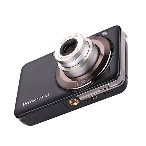 GordVE SJB009 2.7 Inch TFT 5X Optical Zoom 15MP 1280x720 HD