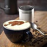 35 Coffee Decorating Stencils, Magnoloran Foam