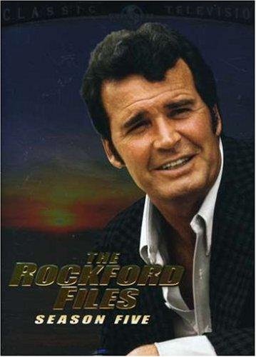 DVD : The Rockford Files: Season Five (Full Frame, , Dolby, Digipack Packaging, Slipsleeve Packaging)