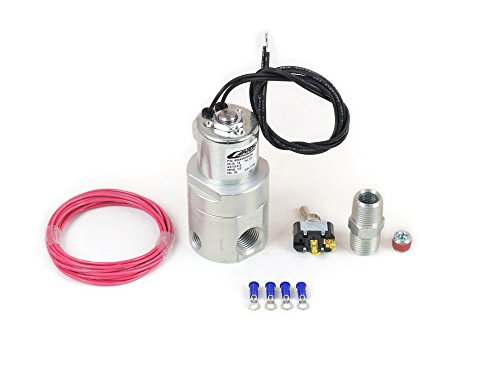 Accumulator Valve - Canton Racing 24-270X Accusump Pro Electric Valve Kit