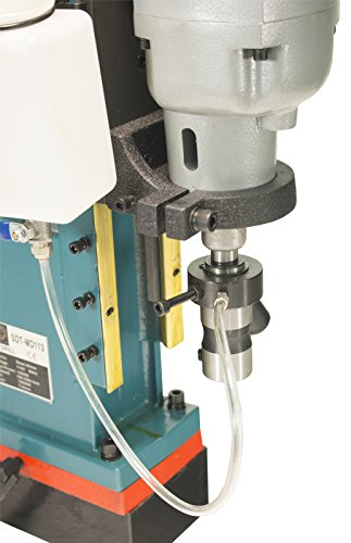 Steel Dragon Tools MD45 Magnetic Drill Press with 13PC 2'' HSS Annular Cutter Kit by Steel Dragon Tools (Image #4)
