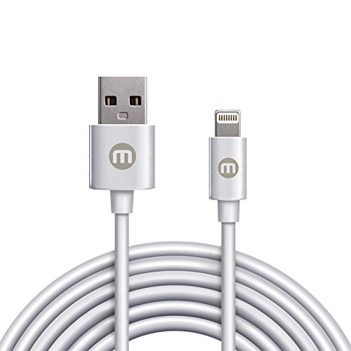 Cable Usb Mobo Blanco Iph 5,6 3 Metros