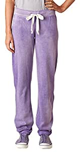 MV Sport W2355 Ladies Angel Fleece Sanded Pants - Orchid, Extra Large