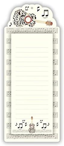 Quire - Bloc de notas magnético para lista de la compra, diseño de ...