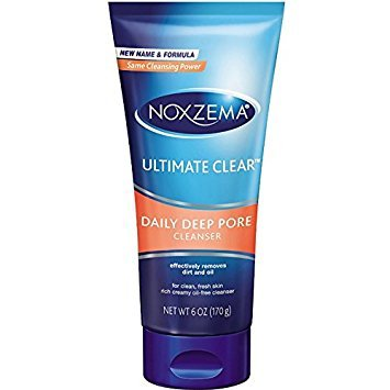 (Noxzema Ultimate Clear Daily Deep Pore Cleanser 6 Oz (Pack of 2))