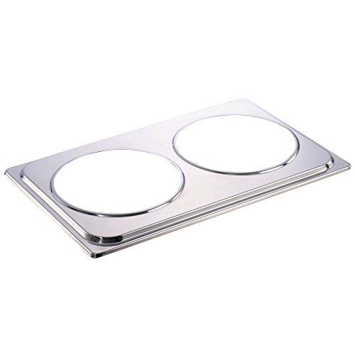 (HUBERT Soup Station Adapter Plate Stainless Steel - 20 7/8