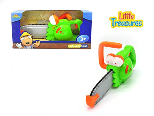 Cartoon Chainsaw Play Tools play set for children 3+
