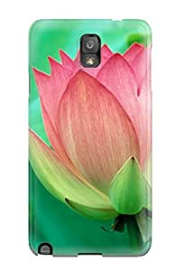 Brand New Note 3 Defender Case For Galaxy (flower)