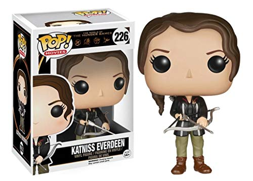 Funko Pop - The Hunger Games - Katniss Everdeen Fig [Importacion Alemana]