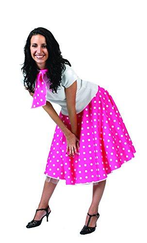 50er 60er Jahre Rock N Roll Rock Tellerrock Rockabilly Kostum Damen