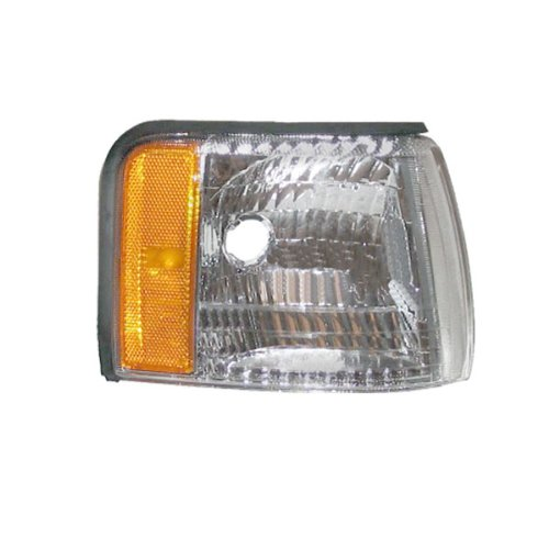 Cadillac Deville Aftermarket (1997-1998-1999 Cadillac Concours & DeVille Corner Park Light Turn Signal Marker Lamp Right Passenger Side (97 98 99))