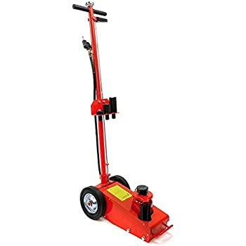 Amazon Com Skroutz 22 Ton Air Hydraulic Floor Jack Hd