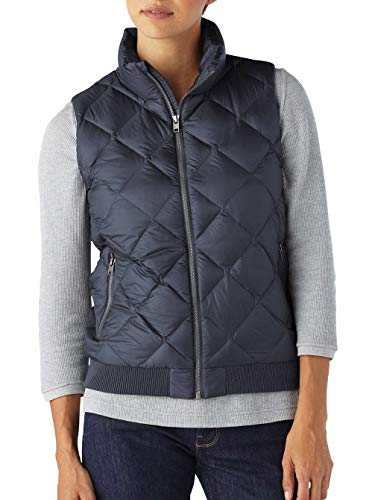 (Patagonia Prow Bomber Vest (Small, Smolder Blue))