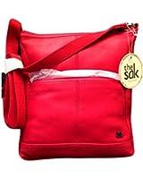 The Sak Iris Cross Body Bag Shoulder Handbag