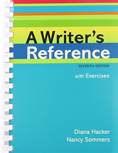Writer's Reference with Exercises 7e & LearningCurve for A Writer's Reference 7e (Access Card)