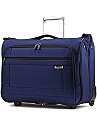 Solyte Softside Carry-On Wheeled Garment Bag (True Blue)