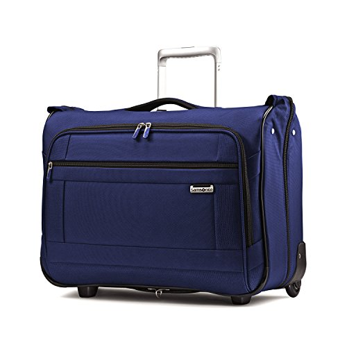 (Samsonite Solyte Softside Carry-On Wheeled Garment Bag (True Blue))