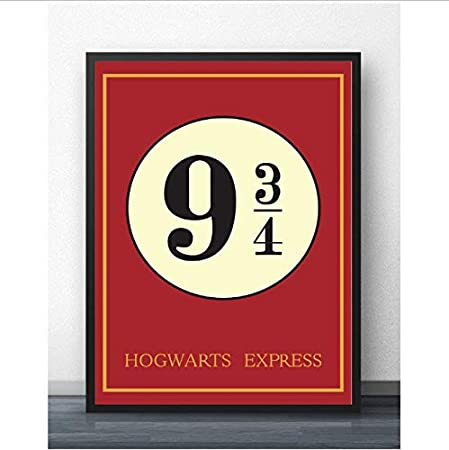 CANVAS Harry Potter Movie Art print POSTER