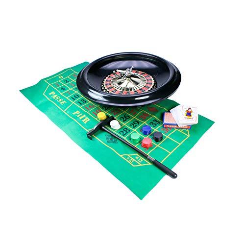 Set con Roulette dimensioni 40,64 cm