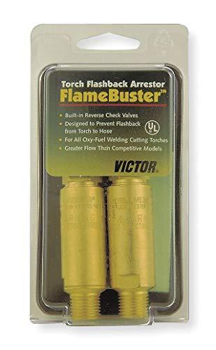 Flashback Arrestor, Torch, Oxy/Fuel