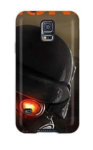 Premium Phone Case For Galaxy S5/ Kill Zone Tpu Case Cover