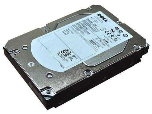 (Dell Refurbished: 15,000 RPM Serial Attached SCSI Hard Drive - 300 GB F617N for Dell PowerEdge T105 T300 T310 T410 (RDimm) T710 (Certified Refurbished))
