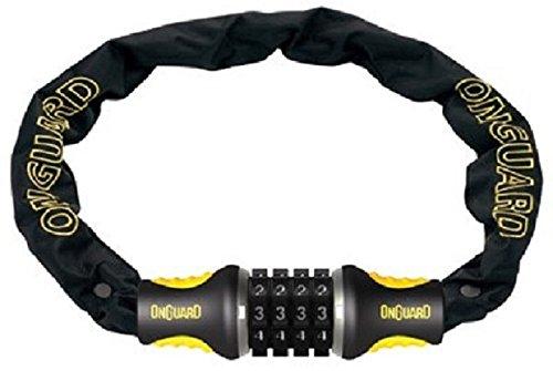 Cheap OnGuard 8022C Mastiff Combo Chain Lock – 8mm x 2.75 ft