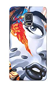 Exultantor Case Cover Oh My/ Fashionable Case For Galaxy S5