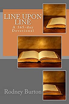 Line Upon Line by [Burton, Rodney]