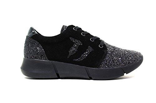 Chaussures Noir Basses Trussardi Jeans Femme 79s26051 ycPKErUE