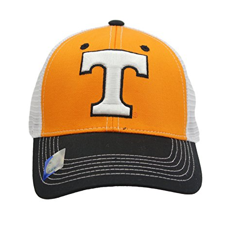 Top of the World Tennessee Volunteers Football Men's Emboidered Mesh Back Cap Hat